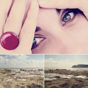 Domenica mattina, io e... Il mare