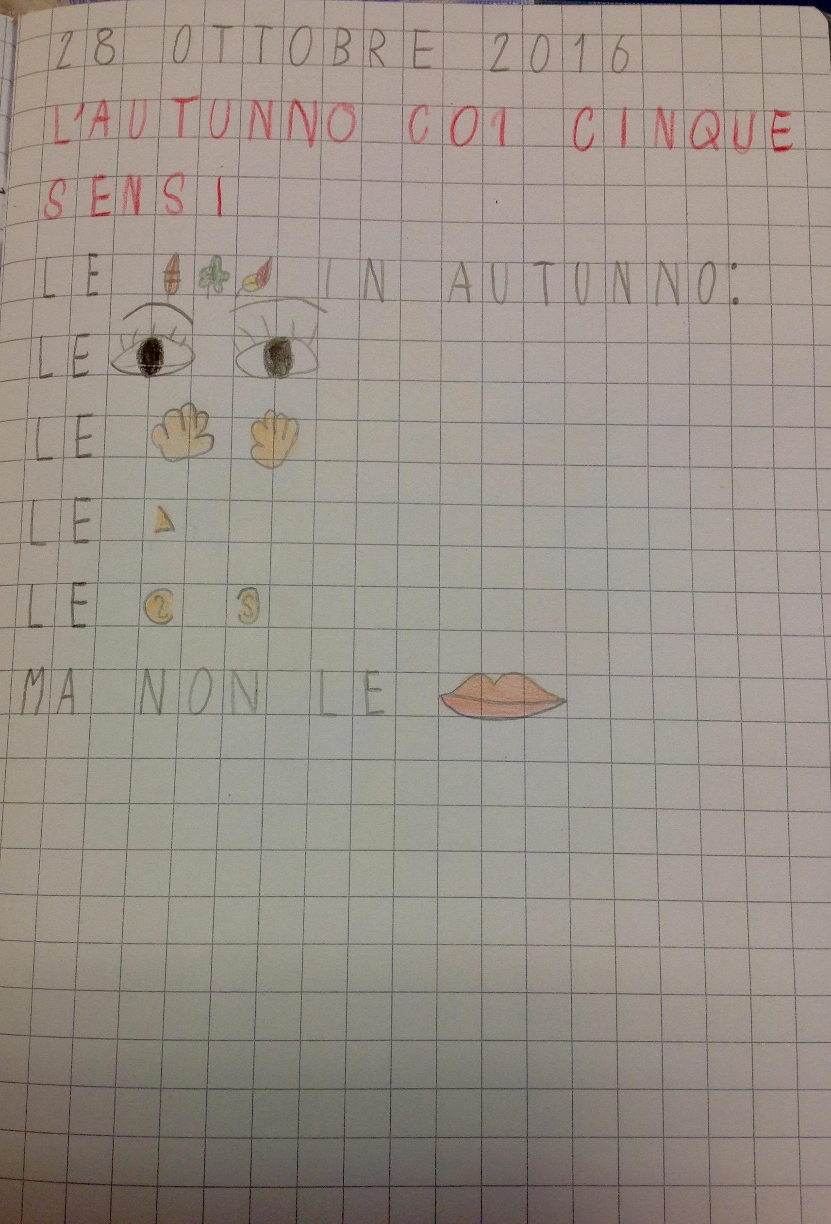 Top Unità di apprendimento: L'autunno e i cinque sensi | La finestra  MW12